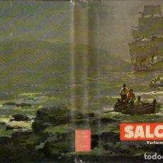 Libros de segunda mano: SALGARI : YOLANDA (MOLINO, 1959). Lote 98717795