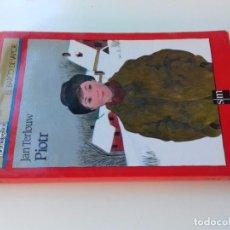 Libros de segunda mano: PIOTR-JAN TERLOUW-11ª EDICION 1991 -BARCO DE VAPOR-SM-VER FOTOS. Lote 98728195