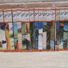 Libros de segunda mano: LOTE DE 20 LIBROS DIFERENTES DE LOS HOLLISTER - . Lote 99251223