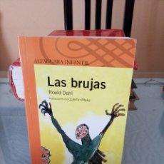 Libros de segunda mano - Las Brujas-Roald Dahl-Alfaguara - 99880588