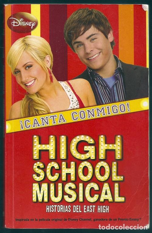 ¡CANTA CONMIGO! (N.B. GRACE) / HIGH SCHOOL MUSICAL, 1 - MONTENA | ISBN 9788484414179 (Libros de Segunda Mano - Literatura Infantil y Juvenil - Novela)