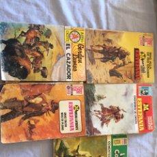 Libros de segunda mano: LOTE NOVELAS OSTE BRUGUERA ASTRI ESTEFANIA. Lote 101124204