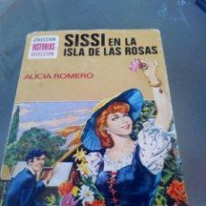 Libros de segunda mano: SISSI EN LA ISLA DE LAS ROSAS. Lote 101189688