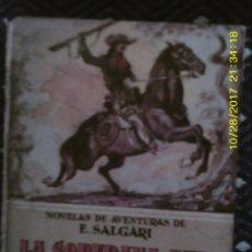 Libros de segunda mano: LIBRO Nº 938 LA SOBERANA DEL CAMPO DE ORO. Lote 101711015