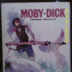 Libros de segunda mano: LIBRO Nº 1026 MOBY DICK DE HERMAN MELVILLE. Lote 101774211