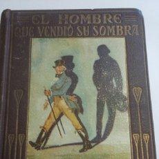 Libros de segunda mano: EL HOMBRE QUE VENDIO SU SOMBRA. COLECCION ARALUCE. MANUEL VALLVE.. Lote 102720904