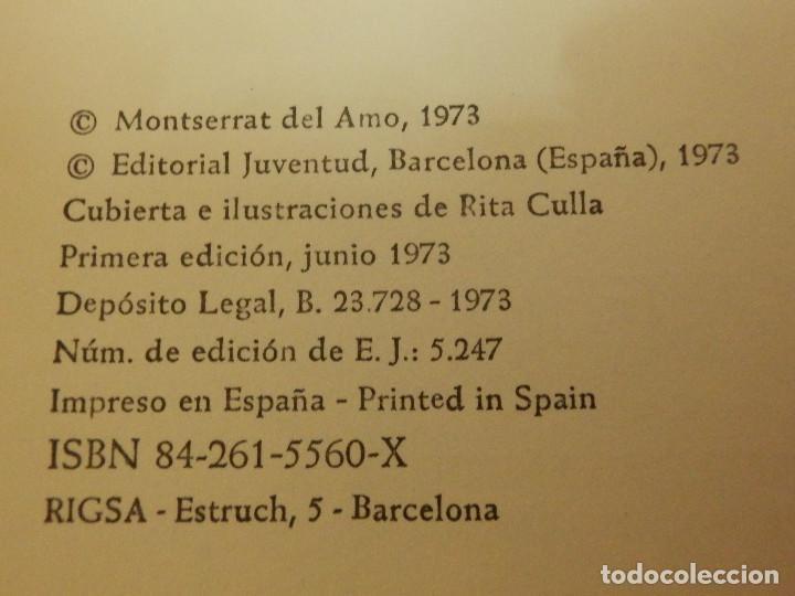 Libros de segunda mano: LIBRO - INFANTIL - LOS BLOCK Y LA BICICLETA FANTASMA - MONTSERRAT DEL AMO - - Foto 3 - 183493217