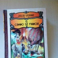 Libros de segunda mano: EL CAMINO DE FRANCIA, DE JULIO VERNE, IBERLIBRO. Lote 103113079