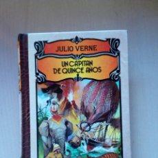 Libros de segunda mano: UN CAPITAN DE QUINCE AÑOS, DE JULIO VERNE, IBERLIBRO. Lote 103113243