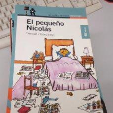 Libros de segunda mano - EL PEQUEÑO NICOLAS - SEMPE - GOSCINNY - PROXIMA PARADA / ALFAGUARA - 103311875
