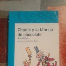 Libros de segunda mano - Charlie y la fábrica de chocolate - Roald Dahl - 103978315