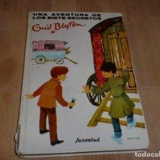 Libros de segunda mano: ENID BLYTON - UNA AVENTURA DE LOS SIETE SECRETOS. Lote 104411319