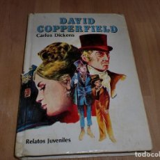 Libros de segunda mano: DAVID COPPERFIELD - CARLOS DICKENS - RELATOS JUVENILES. Lote 104411511