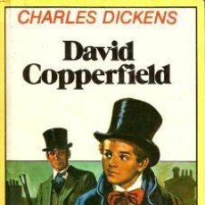 Libros de segunda mano: DAVID COPPERFIELD – CHARLES DICKENS - EDITORIAL BRUGUERA. Lote 104449427