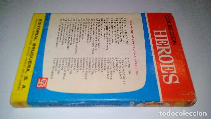 Libros de segunda mano: EL BOSQUE CANADIENSE-Lassie-Colección Héroes. 1966. 2ª Edición Editorial Bruguera nº 22-CON SOBRECUB - Foto 2 - 105307355