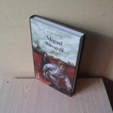 Libros de segunda mano: JULES VERNE - MIGUEL STROGOFF, ILUSTRACIONES DE RAUL R. ALLEN - EDITORIAL ANAYA 2005. Lote 105319167