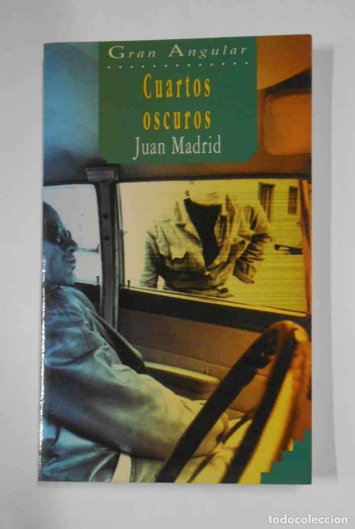 cuartos oscuros. juan madrid. coleccion gran an - Comprar Libros de ...