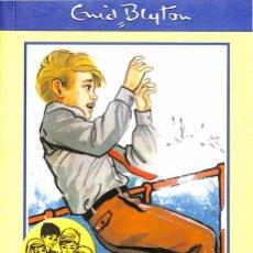 Libros de segunda mano: LOS CINCO EN LAS ROCAS DEL DIABLO - ENID BLYTON. Lote 106758455