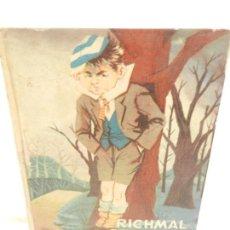 Libros de segunda mano: GUILLERMO EL MALO RICHMAL CROMPTON EDITORIAL MOLINO BARCELONA 1959. ILUSTRADO. . Lote 107201483