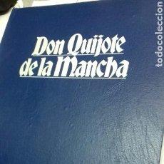 Libros de segunda mano: DON QUIJOTE DE LA MANCHA.VOL 1.BRUGUERA.1978. Lote 107284942