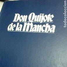Libros de segunda mano: DON QUIJOTE DE LA MANCHA.VOL 2.BRUGUERA 1978. Lote 107285079