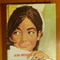 Libros de segunda mano: LIBRO - PAPAITO PIERNAS LARGAS - EDITORIAL MOLINO - 1968 - JEAN WEBSTER. Lote 107934403