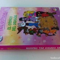 Libros de segunda mano: EL CODIGO DEL DRAGON-TEA STILTON-DESTINO. Lote 108330195