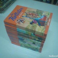 Libros de segunda mano: JERRY WEST - LOS HOLLISTER ¡¡LOTE DE 11 TOMOS!! - RBA. Lote 109995435