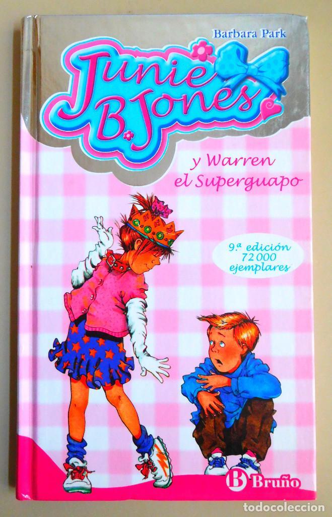 Libro Junie B Jones Nº 3 Warren El Superguapo Buy Novels For Children And Young Adults At Todocoleccion 112087599