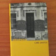 Libros de segunda mano: OKUPADA, CARE SANTOS. ALBA EDITORIAL 1999 . Lote 110091207