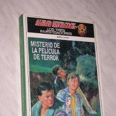 Libros de segunda mano: ALFRED HITCHCOCK Y LOS TRES INVESTIGADORES. NUEVA ETAPA Nº 6. MISTERIO DE LA PELÍCULA DE TERROR. +++. Lote 110800755