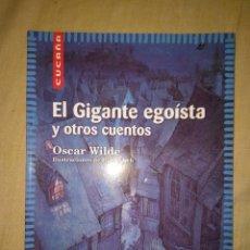 Livros em segunda mão: EL GIGANTE EGOISTA Y OTROS CUENTOS OSCAR WILDE VICENS VIVES. Lote 111293723