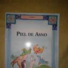 Libros de segunda mano: PIEL DE ASNO CUENTO INFANTIL DE EVEREST. Lote 111294091