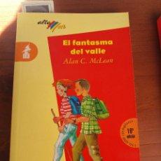 Libros de segunda mano: EL FANTASMA DEL VALLE - ALAN C. MCLEAN. Lote 112111795