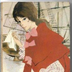 Libros de segunda mano: ANNA ELISABETH UNA CHICA DE PARNU - ED. JUVENTUD - 1º EDICIÓN 1966 - TAPA DURA. Lote 112304315