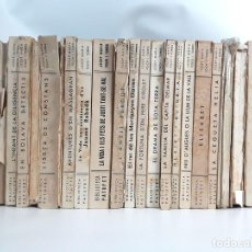 Libros de segunda mano: BIBLIOTECA PATUFET. J.M. FOLCH I TORRES. 20 TOMOS. EDITORIAL BAGUÑÁ. 1930-1968.. Lote 112307947