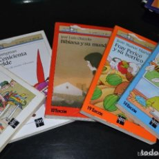Libros de segunda mano: LOTE DE 5 LIBROS DEL BARCO DE VAPOR - VER FOTOS ----- REFGIMHAULEMGRRAGO. Lote 112799319