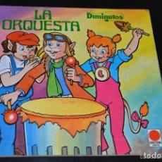 Libros de segunda mano: LOS DIMINUTOS - LA ORQUESTA 1984 ----- REFGIMHAULEMGRRAGO. Lote 112801331