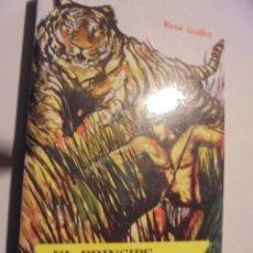 Libros de segunda mano: GUILLOT / EL PRINCIPE DE LA JUNGLA / NOGUER 4 VIENTOS 74 - 1ª EDICION 1984 - STOCK LIBRERIA SIN USAR. Lote 113081391