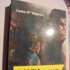 Libros de segunda mano: LANDA EL VALÍN - YDÍGORAS, CARLOS MARÍA - NOGUER-CUATRO VIENTOS-20 1980 RÚSTICA. Lote 32616230