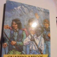 Libros de segunda mano: CUATRO AMIGOS EN LOS ANDES - SADIO GARAVINI - NOGUER - NUEVO DE LIBRERIA POR ESTRENAR. Lote 32724318