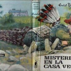 Libros de segunda mano: ENID BLYTON : MISTERIO EN LA CASA VECINA (MOLINO, 1964). Lote 113564051