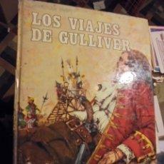 Libros de segunda mano: LOS VIAJES DE GULLIVER / SWIFT - ALFREDO ORTELLS 1976 - STOCK LIBRERIA SIN USAR - ENVIO GRATIS. Lote 113713751