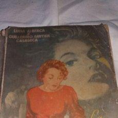 Libros de segunda mano: ANTIGUO LIBRO DE 1955 LA SEGUNDA ESPOSA. Lote 114208928
