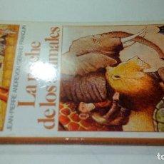 Libros de segunda mano: LA NOCHE DE LOS ANIMALES-ANDREVON, JEAN-PIERRE/FRANQUIN, GERARD-ILUSTRADO-ALTEA-MASCOTA-1983. Lote 115044523