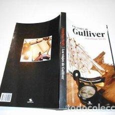 Libros de segunda mano: JONATHAN SWIFT LOS VIAJES DE GULLIVER. RM858557 . Lote 115167623