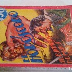 Libros de segunda mano: EL HOROSCOPO-ALEJANDRO DUMAS-BIBLIOTECA ORO-EDITORIAL MOLINO-Nº II 29 AÑO III PRIMERA EDICION 1935. Lote 115257247
