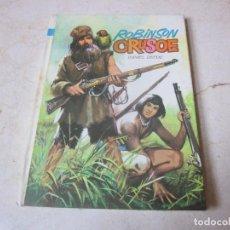 Libros de segunda mano: ROBINSON CRUSOE - COLECCION AMABLE Nº 18 - EDITORIAL VASCO AMERICANA 1966. Lote 115432115