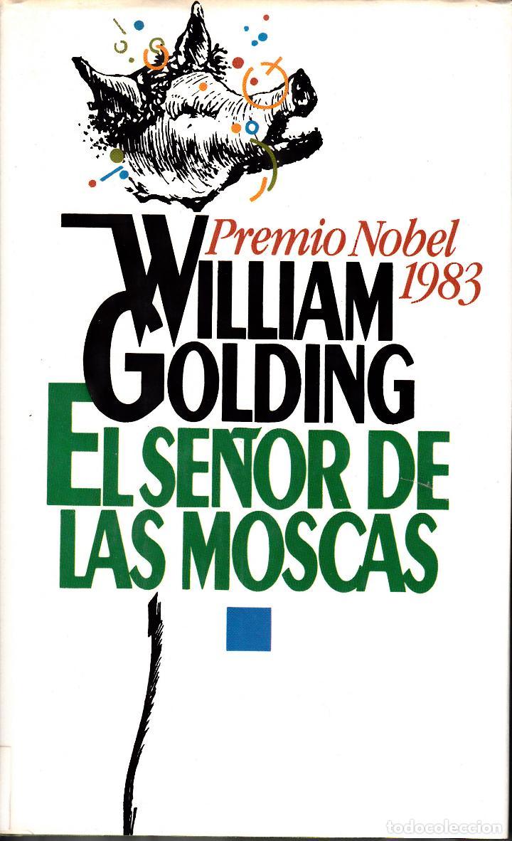 El señor de las moscas de William Golding libros que te cambian