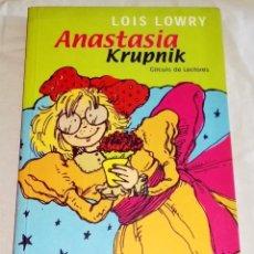 Libros de segunda mano - Anastasia Krupnik; Lois Lowry - Círculo De Lectores 2001 - 115546627